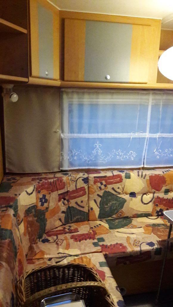 Neue Stoffe und Vorhänge für unsere Wohndose